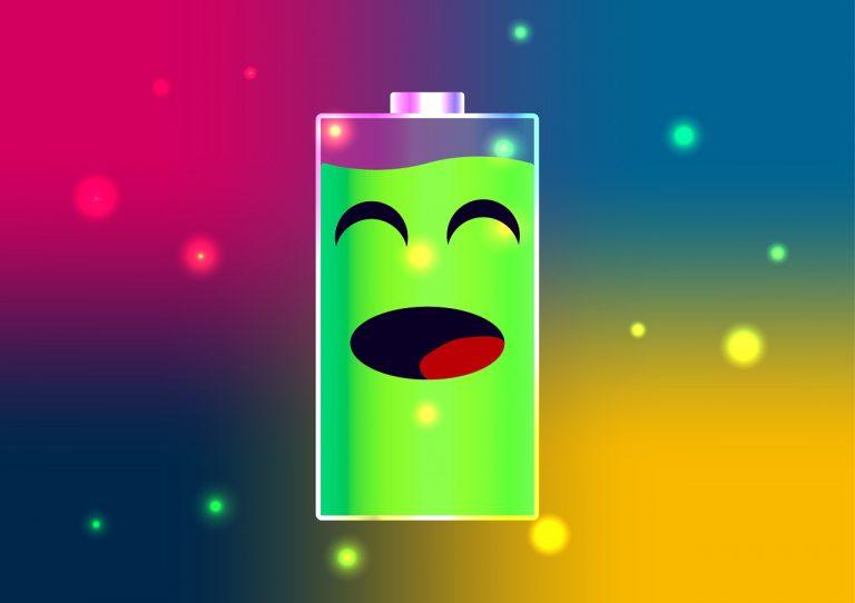 Smartphone battery life a problem