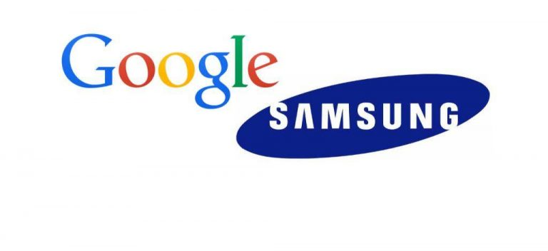 Samsung and Google forge patent agreement
