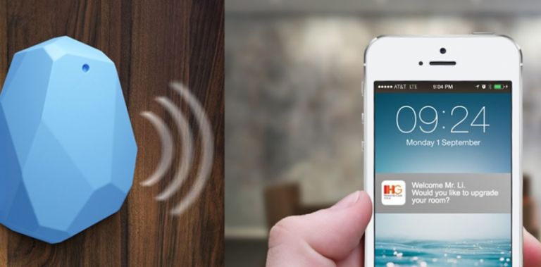 How iBeacons Improve Business