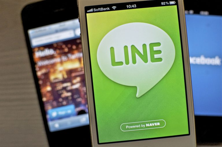 How Apps such as Line are Bringing in Business