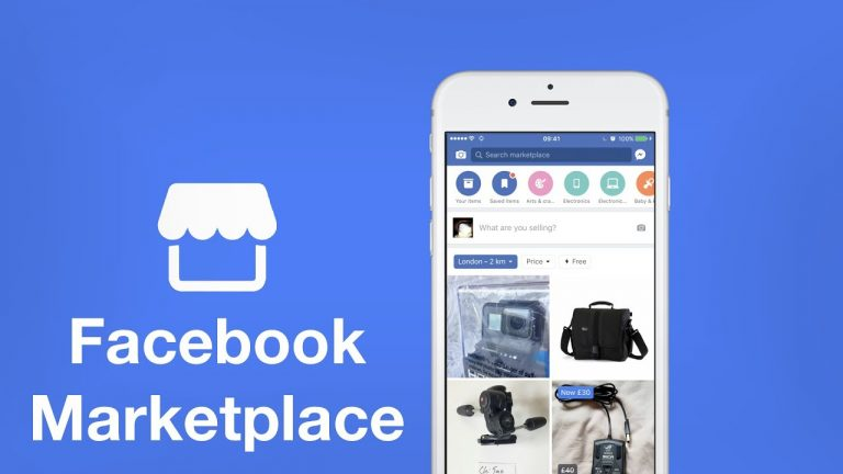 Facebook Marketplace: Smartphones Make Buying and Selling Easier