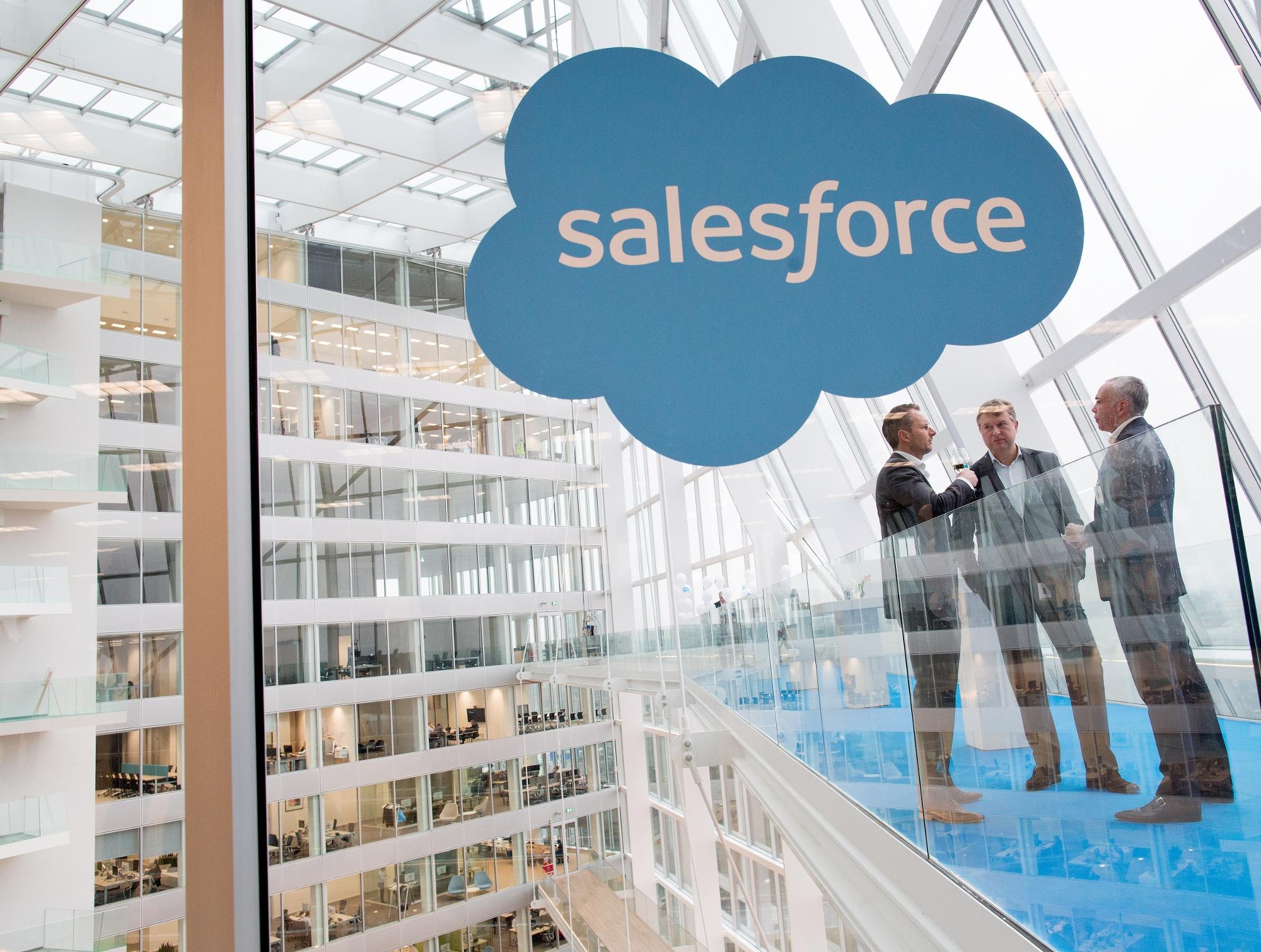Future of AI Chatbot Exploding: Salesforce Jumps In