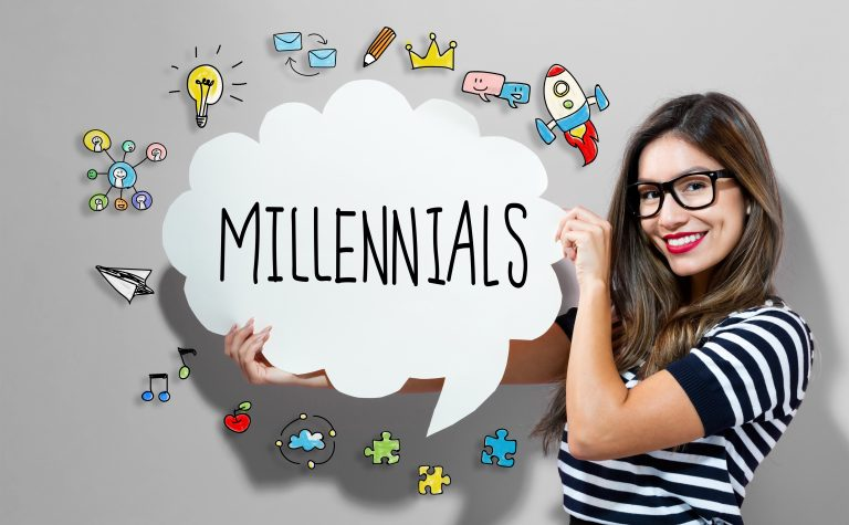 How to Engage Millennials with Text Message Marketing