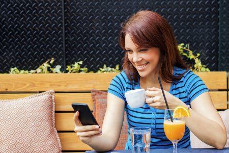 Text Marketing Has Highest ROI