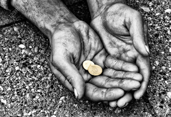ai solves poverty