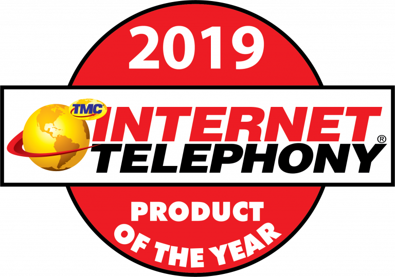 Aviaro Awarded 2019 INTERNET TELEPHONY Product of the Year