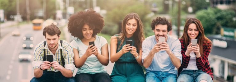 Millennials Are Texting Your Competitors