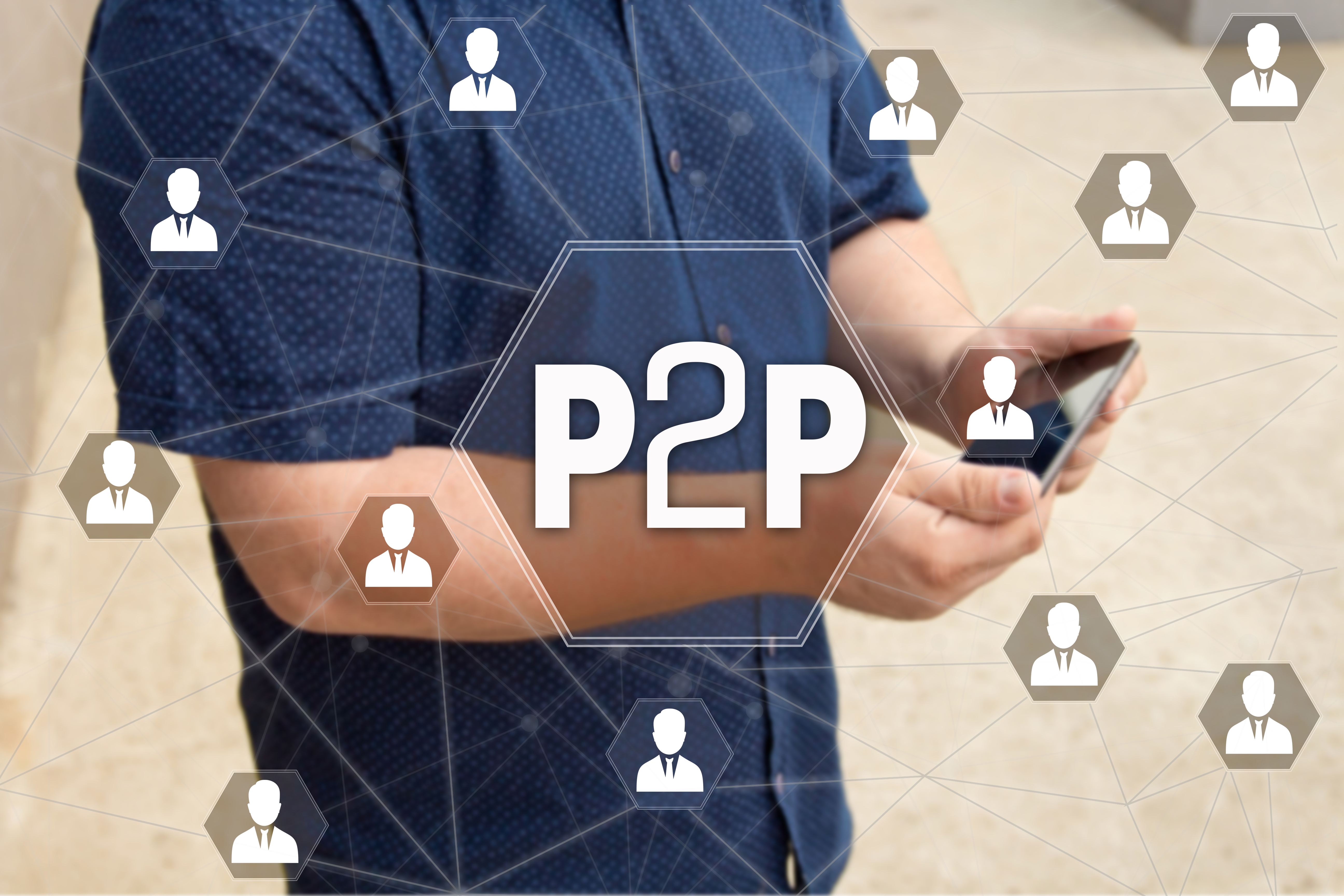 Leverage our AI Messaging to Improve Your P2P Traffic