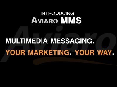 Introducing MMS for Aviaro
