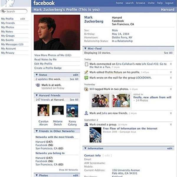 hotmail sign up facebook