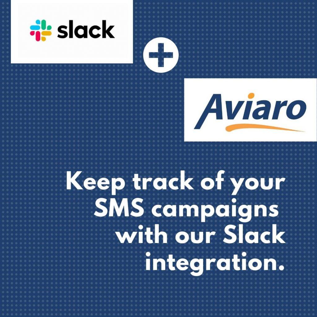 slack integration aviaro